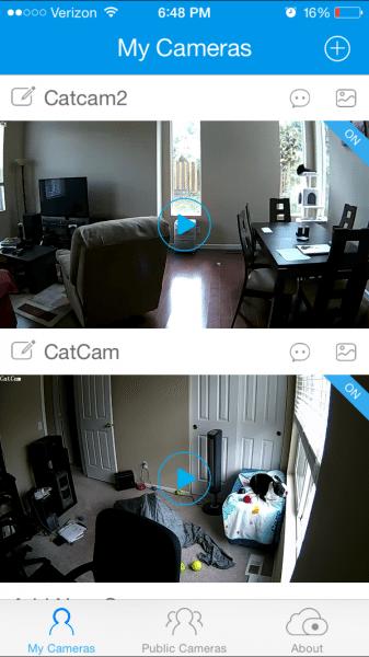 foscam-c1-app