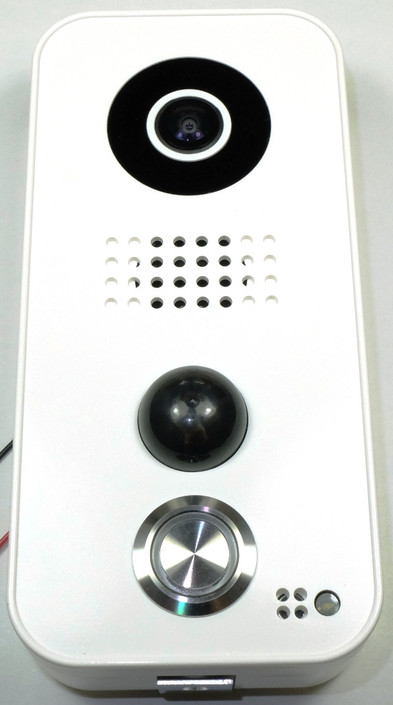 Doorbird Video Doorbell Review The Gadgeteer
