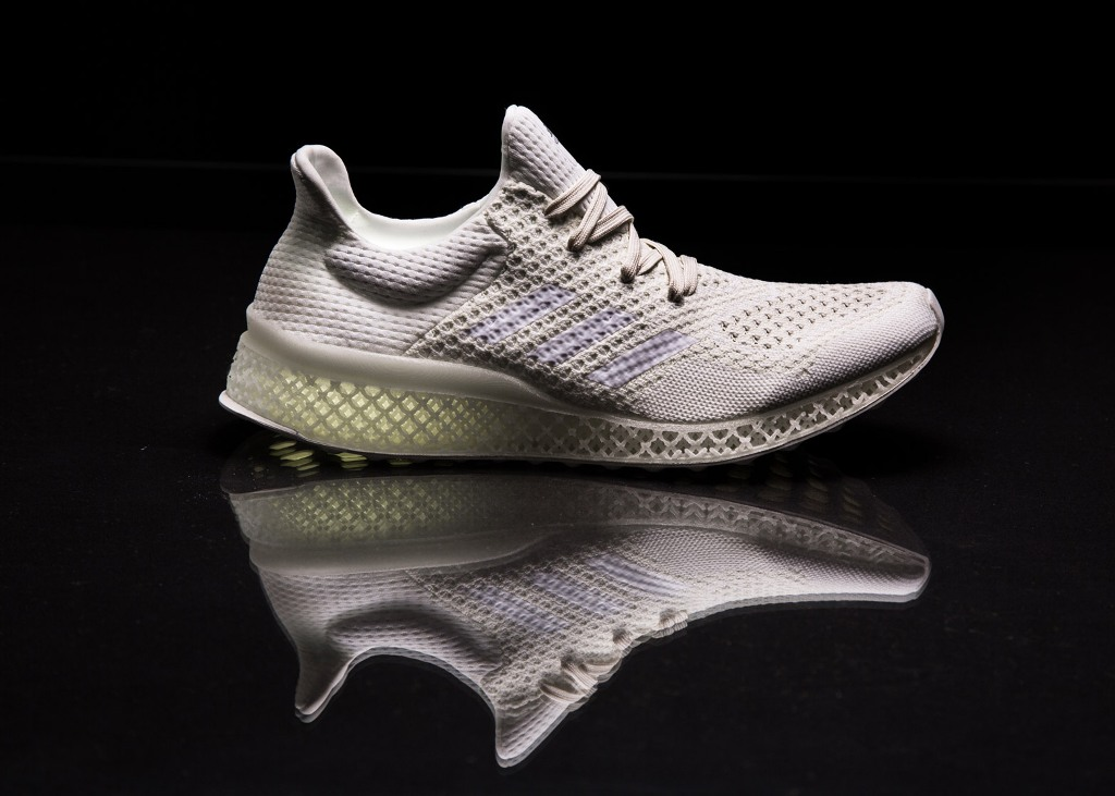 8905adc055f7 Adidas uses 3-D printing to create custom running shoes – The Gadgeteer