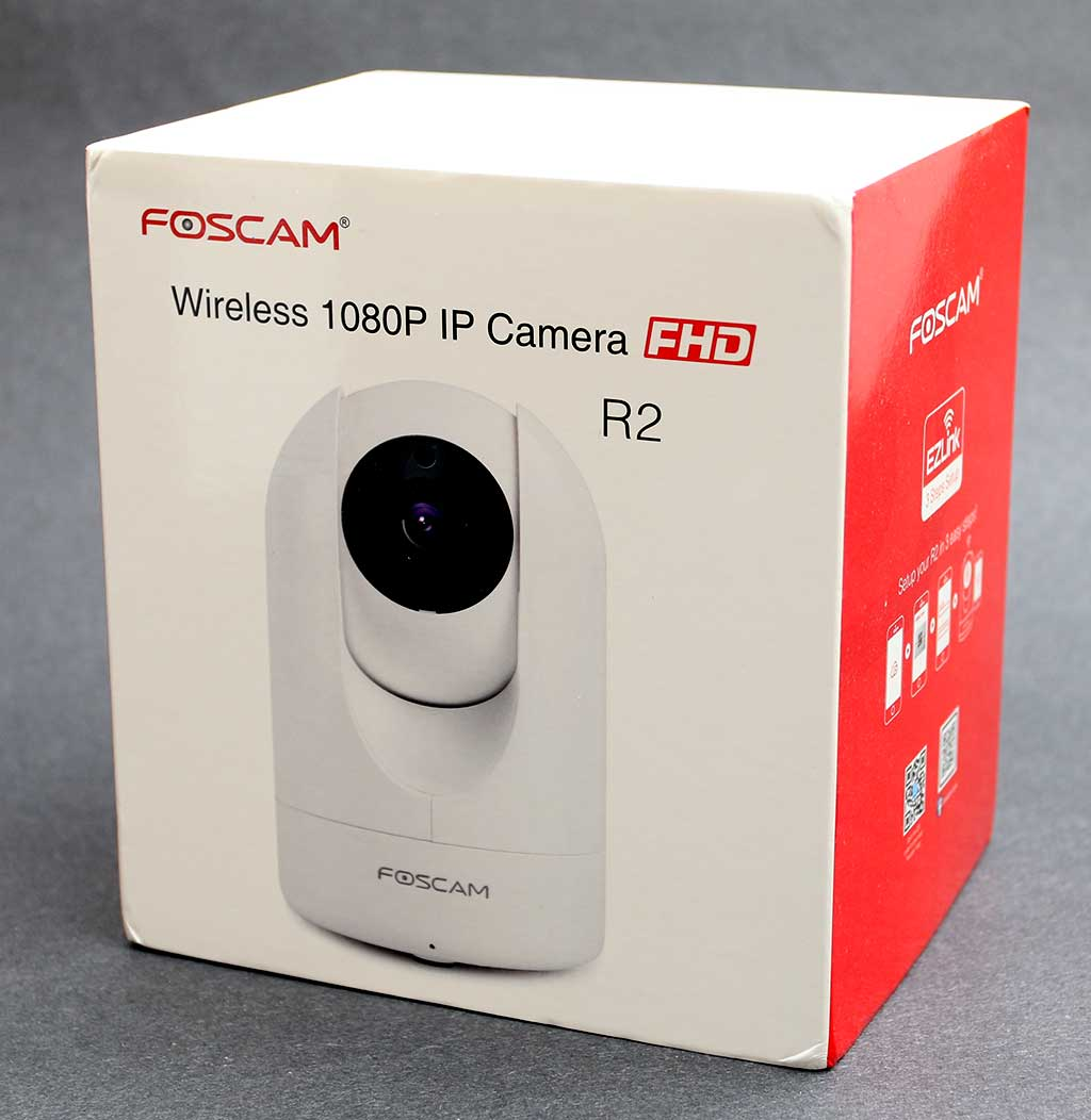 Foscam R2 Wireless 1080P IP Camera review – The Gadgeteer