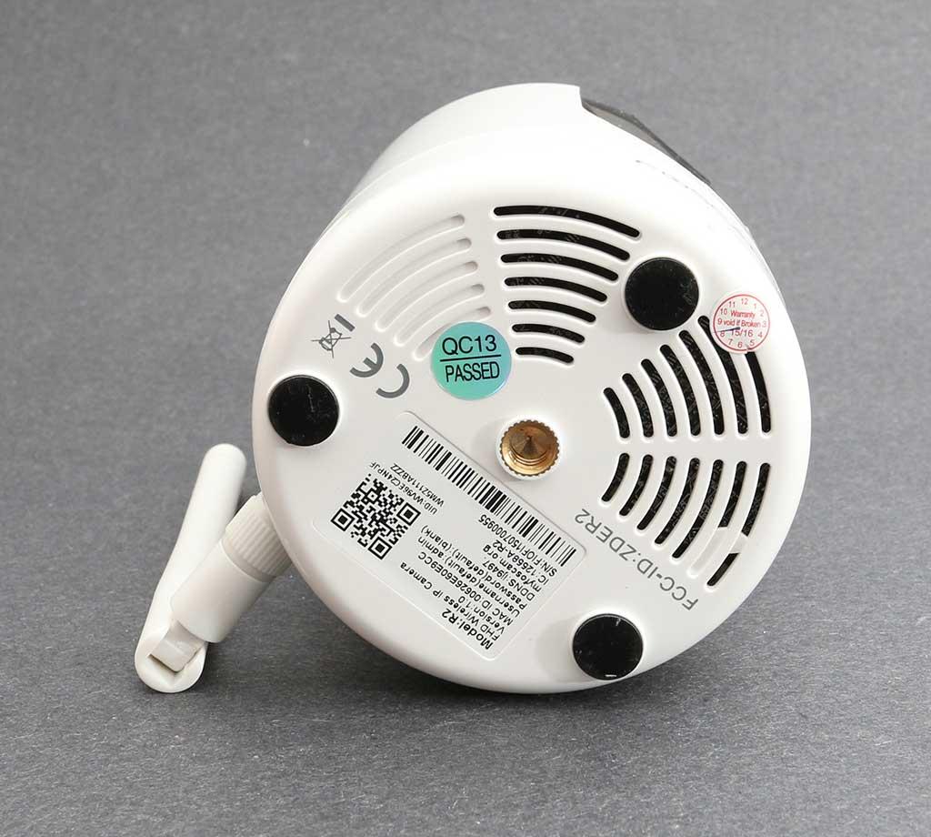 Foscam R2 Wireless 1080P IP Camera review – The Gadgeteer