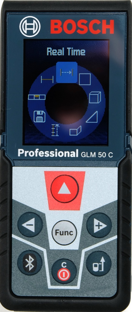bosch glm 50 c professional laser measuring tool review the gadgeteer. Black Bedroom Furniture Sets. Home Design Ideas
