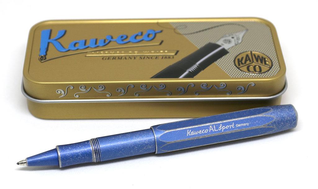 Kaweco Al Sport Rollerball Pen Review The Gadgeteer