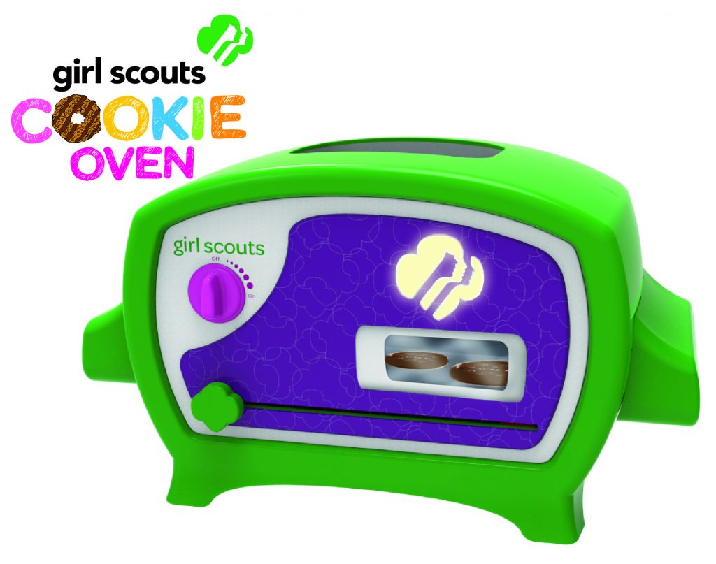 girl scouts cookie oven review   the gadgeteer