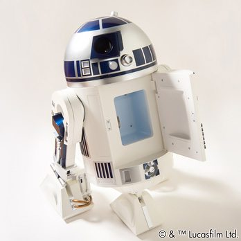 AQUA R2 D2 Refrigerator