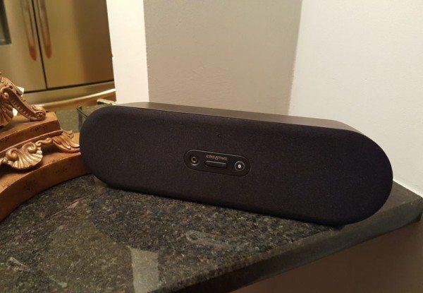 KJB security bluetooth speaker 1