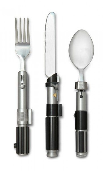 ThinkGeek Star Wars Flatware