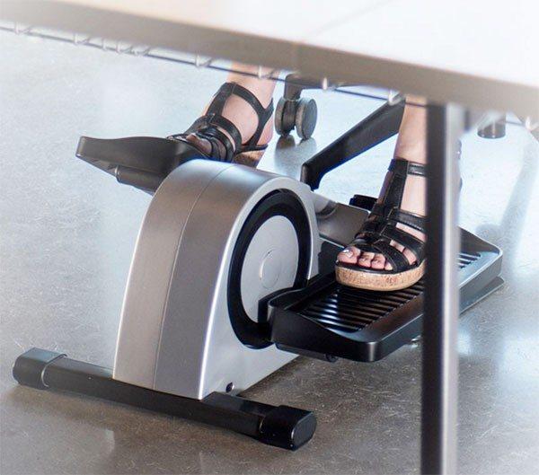 Cubii Is An Under Desk Elliptical Workout Device The