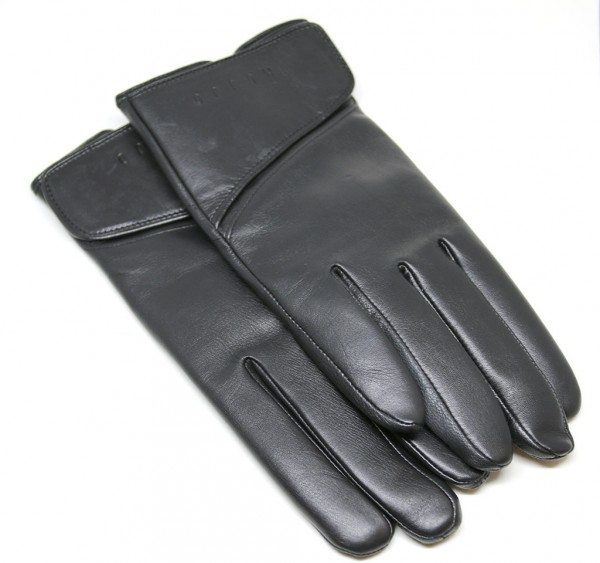 mujjo leather touchscreen gloves 1