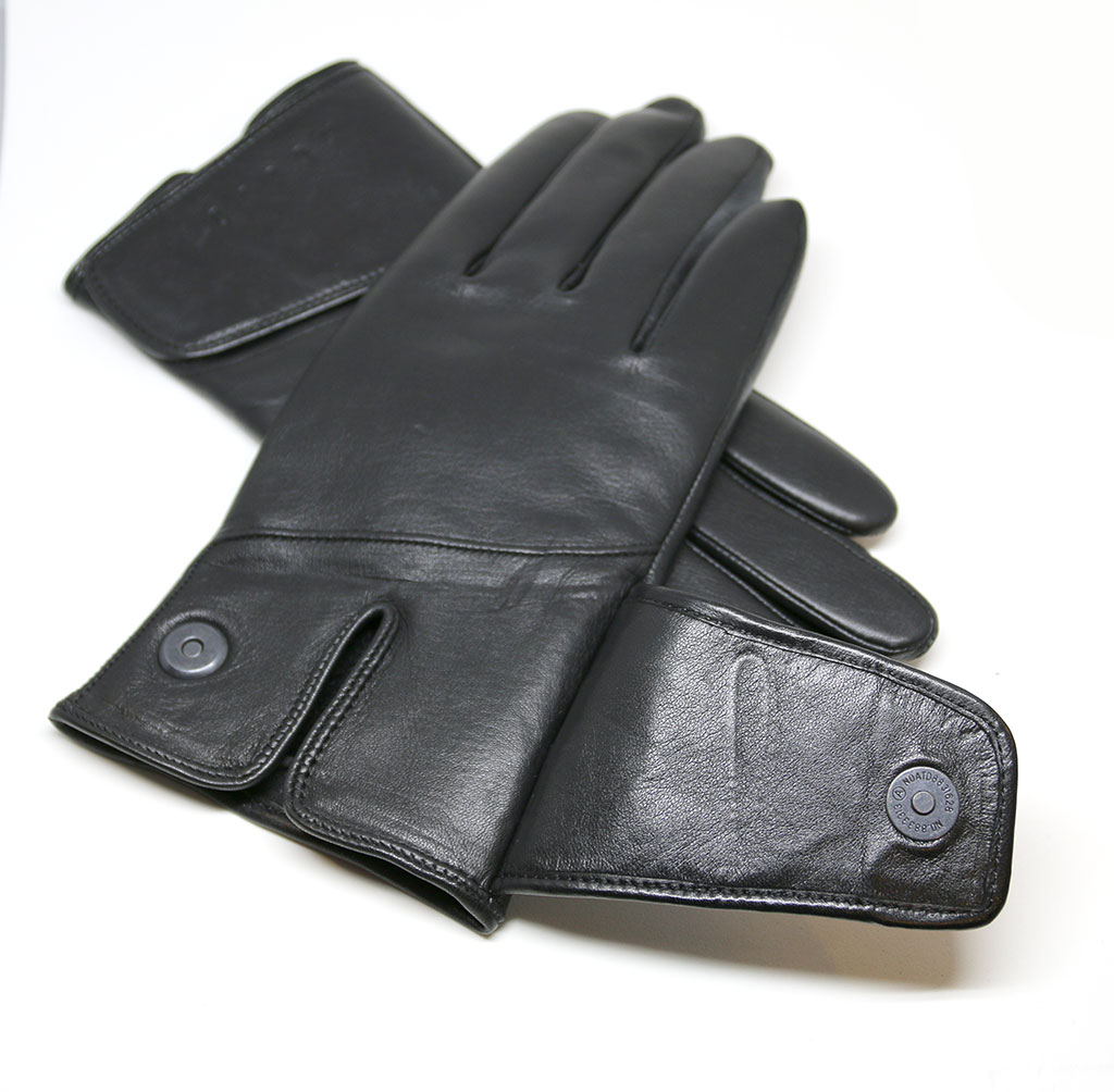 Womens leather smartphone gloves -  Mujjo Leather Touchscreen Gloves Review
