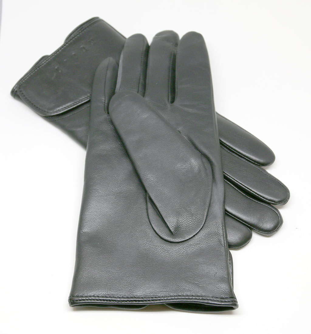 Insulated leather work gloves amazon - Mujjo Leather Touchscreen Gloves 5
