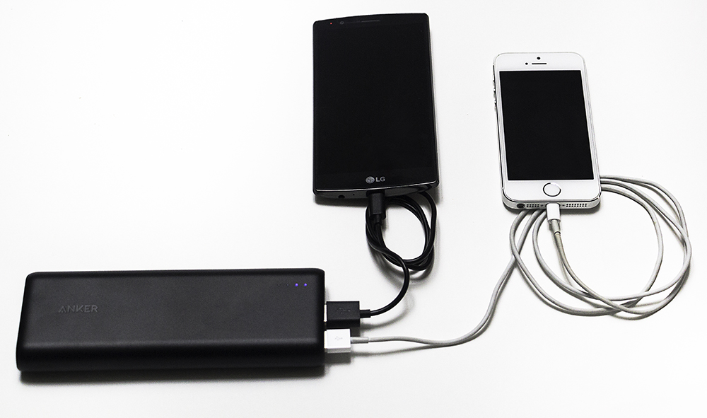 Anker PowerCore 20100 Portable Charger Review – The Gadgeteer