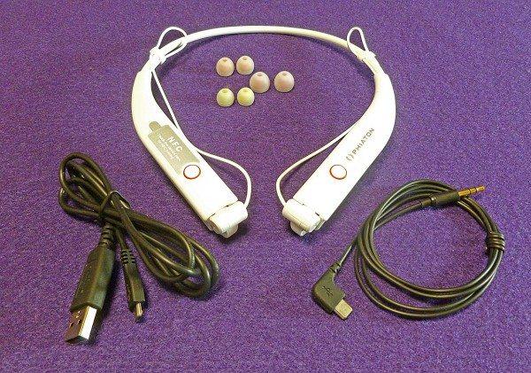 Phiaton Bluetooth Earphones 10