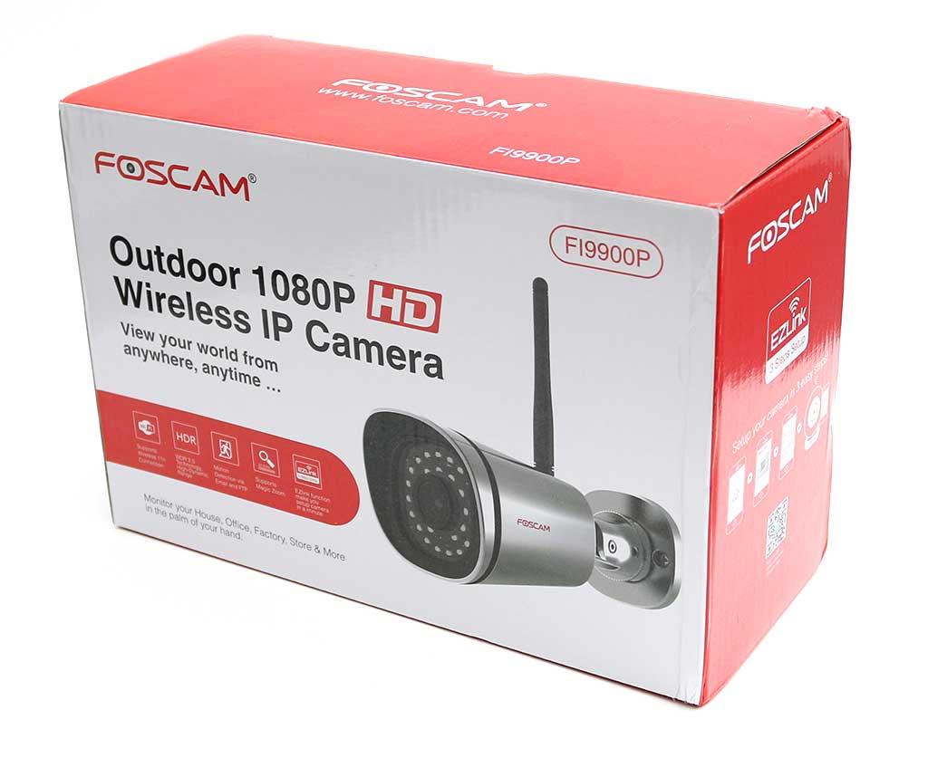 Foscam FI9900P Outdoor 1080P Wireless IP Camera review The Gadgeteer