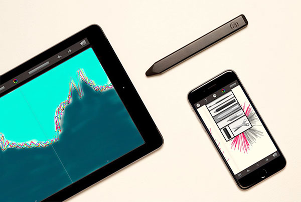 Moleskine Journal app now pairs with FiftyThree's Pencil stylus