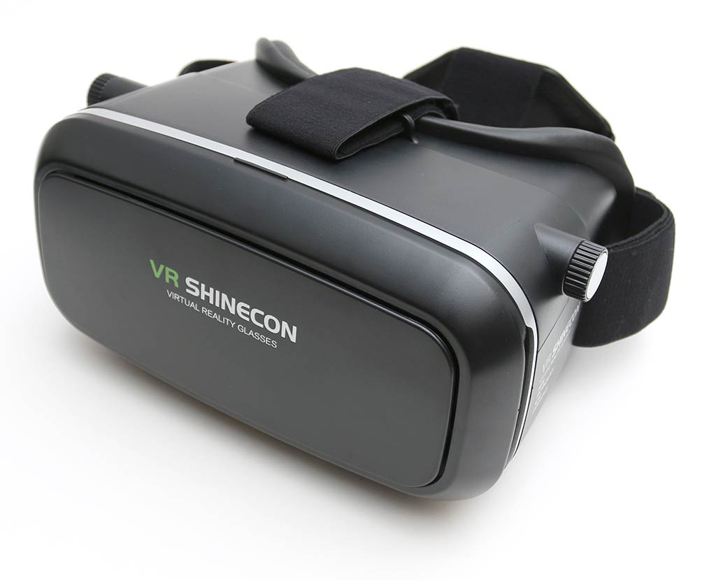 VR Shinecon Virtual Reality Glasses review – The Gadgeteer