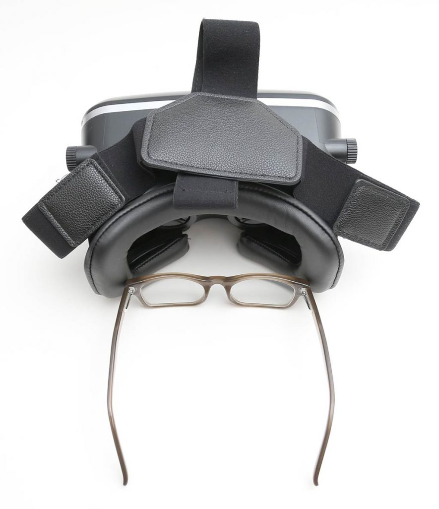 Vr Shinecon Virtual Reality Glasses Review The Gadgeteer