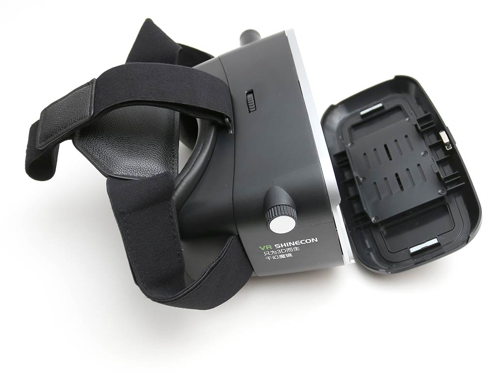 a61ce8836fb VR Shinecon Virtual Reality Glasses review – The Gadgeteer