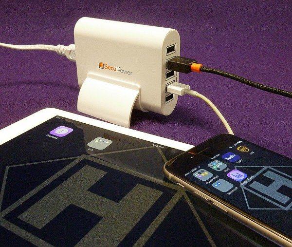 SecuPower_5 Port USB Hub_2