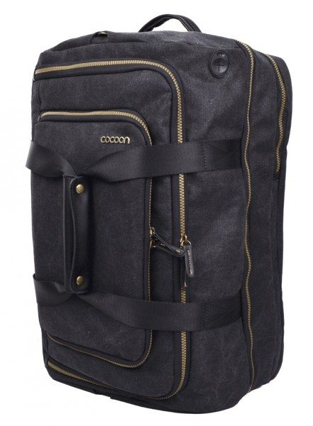 When you travel with this backpack/duffle, your accessories will be organized and easily accessible – The Gadgeteer