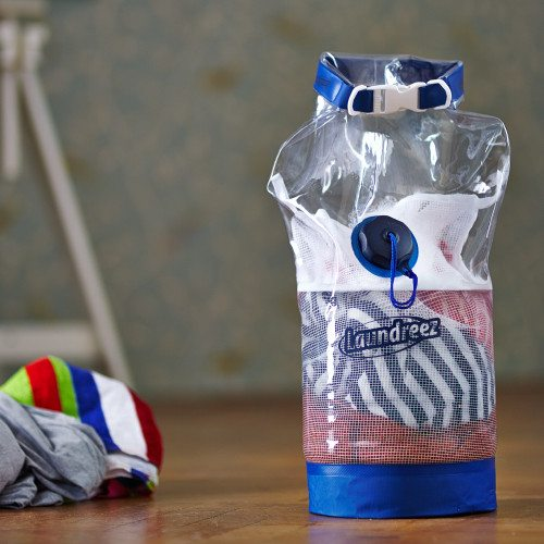 Laundreez: Portable Clothes Washer