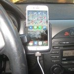 2016 03 20 iPhone Leather Car Mount - 9