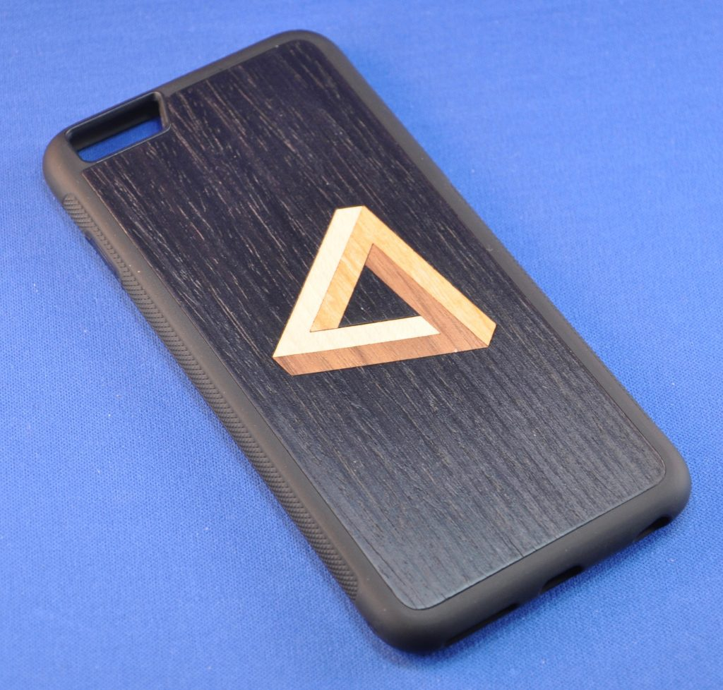 carved iphone case carved penrose slim wood iphone review the gadgeteer 10341