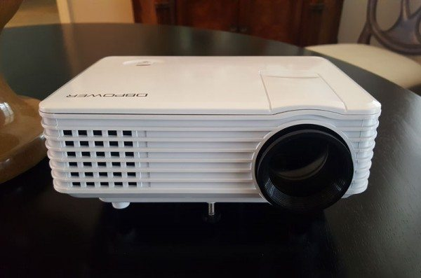 Dbpower portable mini led projector review the gadgeteer for Pocket projector reviews 2016