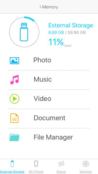 adata imemory flash drive ue710 10