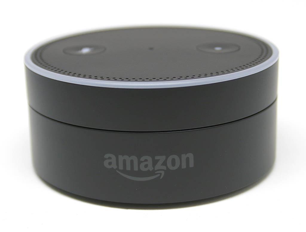 amazon echo dot review the gadgeteer. Black Bedroom Furniture Sets. Home Design Ideas