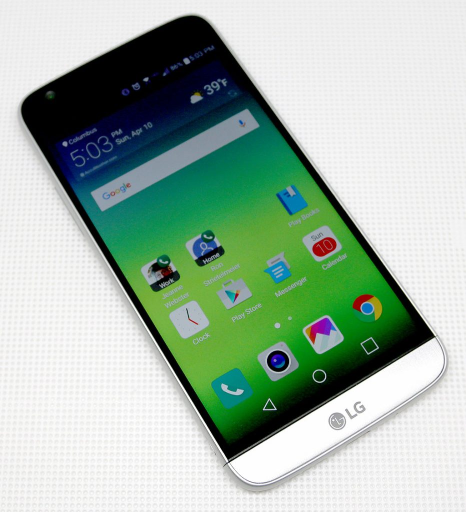 LG G5 review (part 1- first impressions) – The Gadgeteer