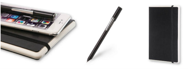 Moleskine's new Smart Writing Set digitizes your notebooks in real time – The Gadgeteer