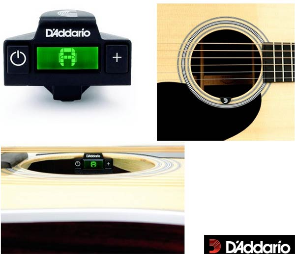 d addario s ns micro tuner keeps shrinking the gadgeteer. Black Bedroom Furniture Sets. Home Design Ideas