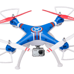 Swann XTREEM Gravity Pursuit 1080P video drone review