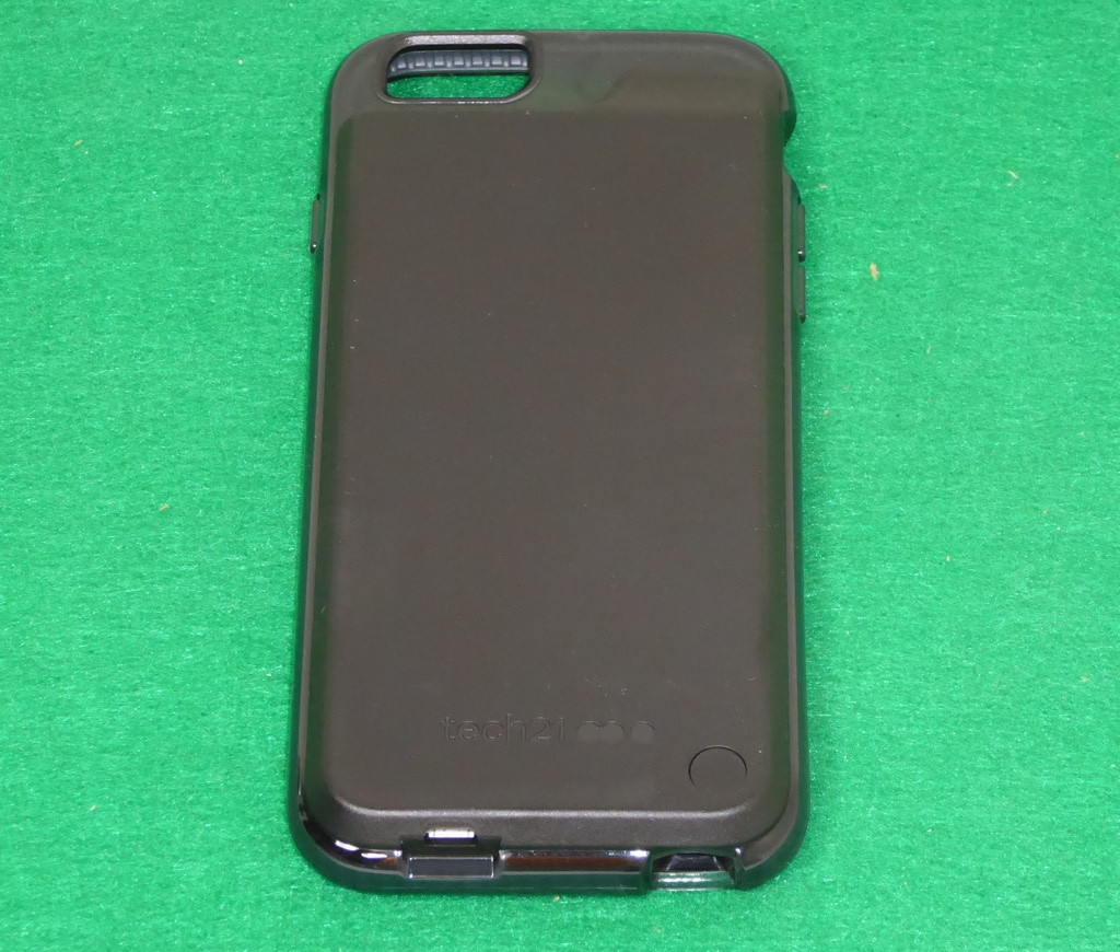 buy popular b29e1 68198 tech21 EVO Endurance battery case for iPhone review – The Gadgeteer