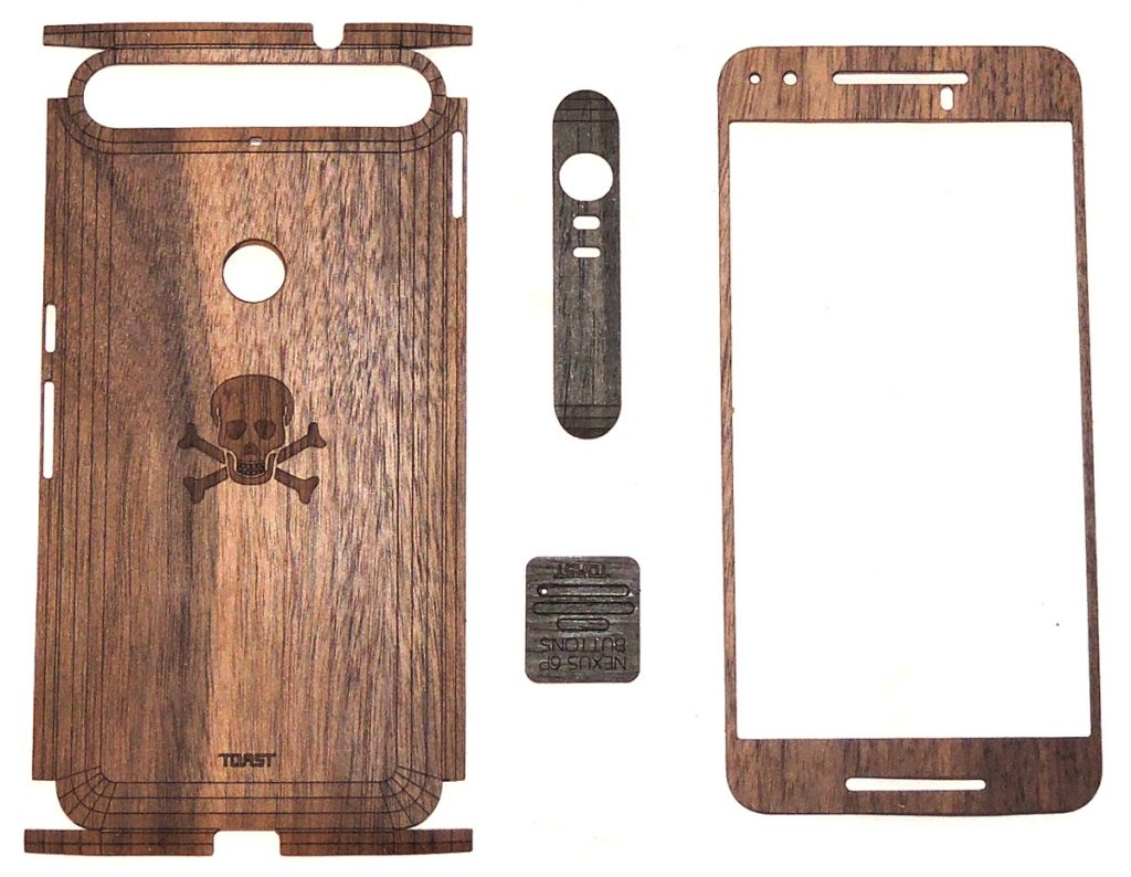 finest selection ef25b e2665 Toast Nexus 6p wood skin review – The Gadgeteer
