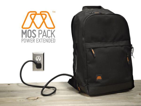 1 MOS pack plugged in
