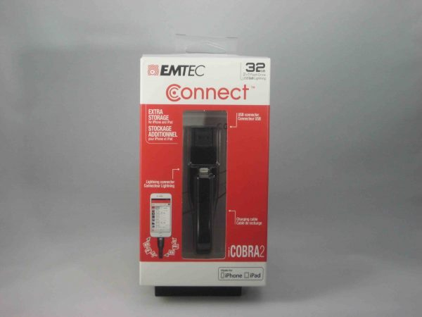 1 b box iCOBRA2 Lightning On-The-Go USB 3.0 Flash Drive5255