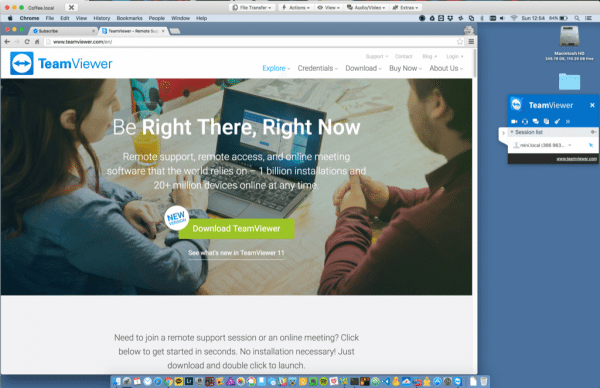 TeamViewer remote access software review – The Gadgeteer