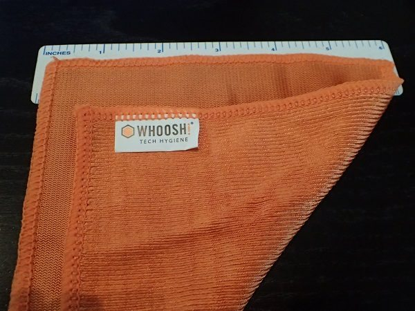 WHOOSH! Microfiber clean cloth