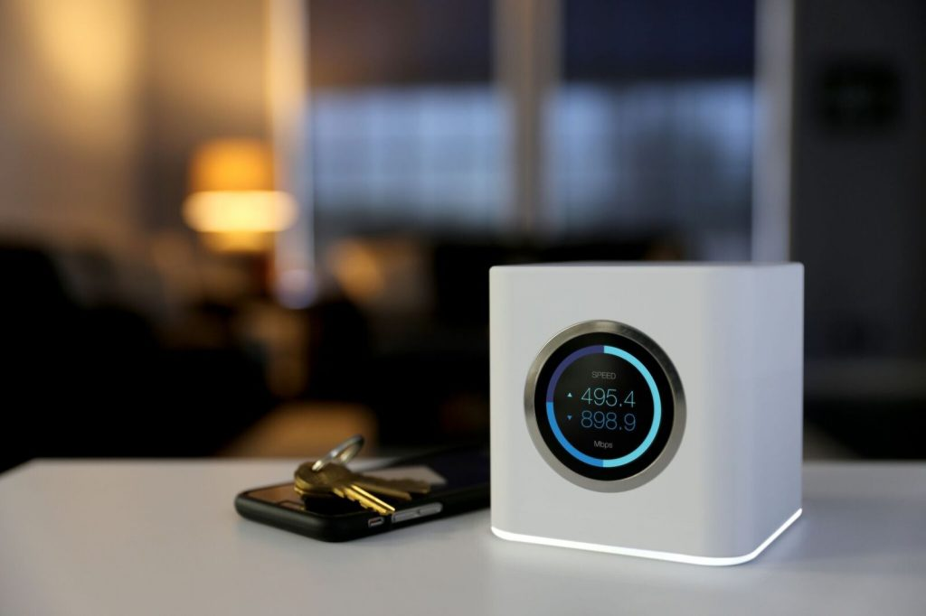 Amplifi Is A Wifi Router That You Won T Hide Under Your Desk The Gadgeteer