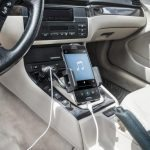 Gear up for your epic summer road trip with the TekGrip Power Dock by Bracketron