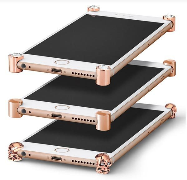 minimalist iphone case takes naked to another level