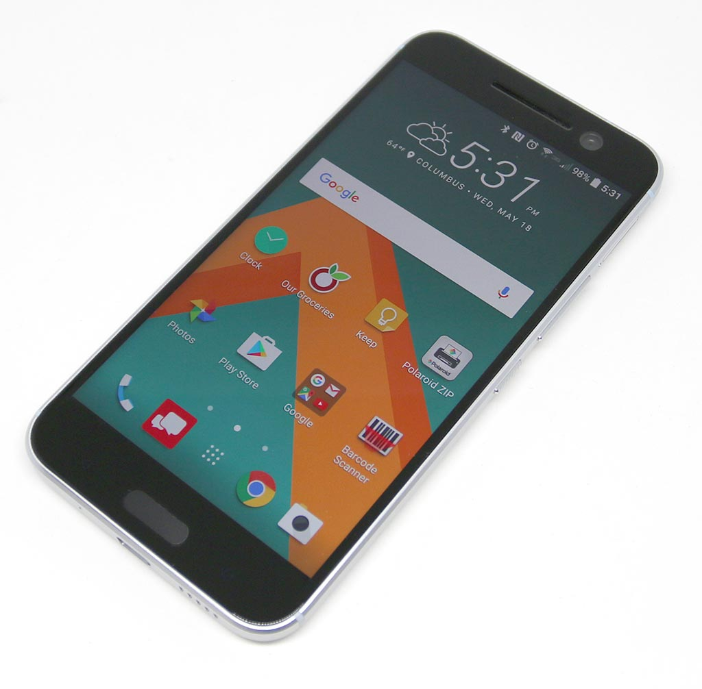 Htc 10 Smartphone Review The Gadgeteer