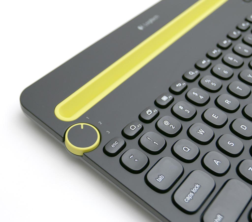 Logitech Bluetooth Multi-Device Keyboard (K480) review – The Gadgeteer