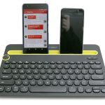 Logitech Bluetooth Multi-Device Keyboard (K480) review