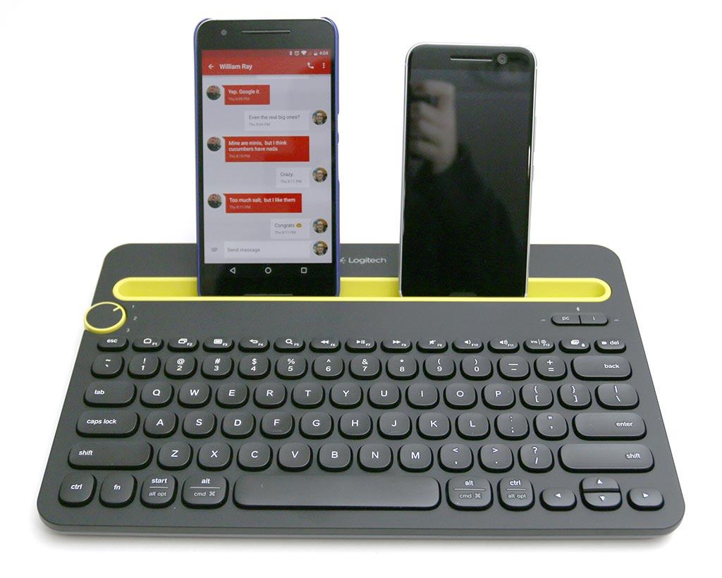 Logitech Bluetooth Multi Device Keyboard K480 Review