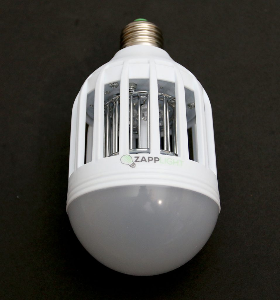 Zapplight Indoor Bug Zapper Light Bulb Review Android News Apps And Games