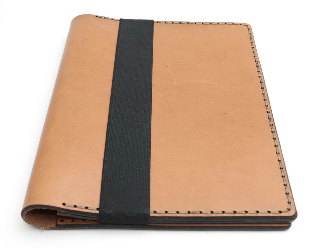 Galen Leather Large Moleskine Notebook Cover Review