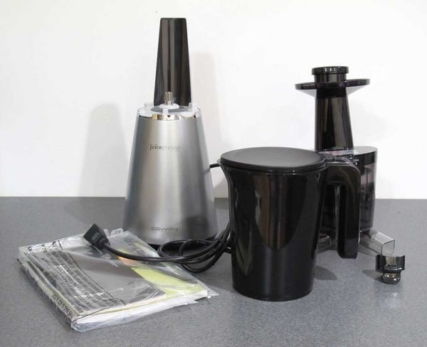 Cold Press Juicer Juicepresso : Juicepresso Platinum cold press juicer review - The Gadgeteer